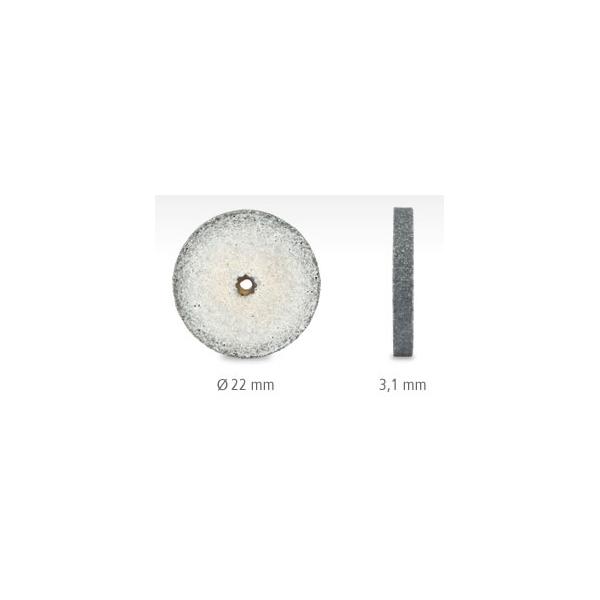 Pedra para Metal Cinza Especial