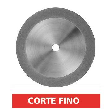 Disco Diamantado Dupla Face 22X0,17mm