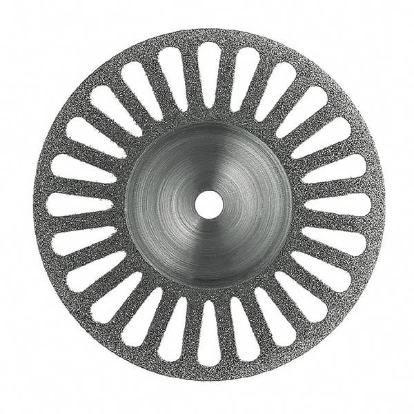 Disco Diamantado Ventilado 22X0,17mm